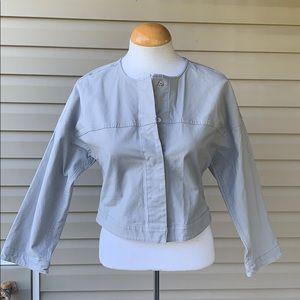 NWT Loft cropped jacket